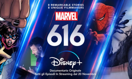 Marvel 616 – il trailer della docuserie