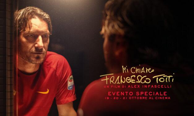 Mi Chiamo Francesco Totti – Il Trailer