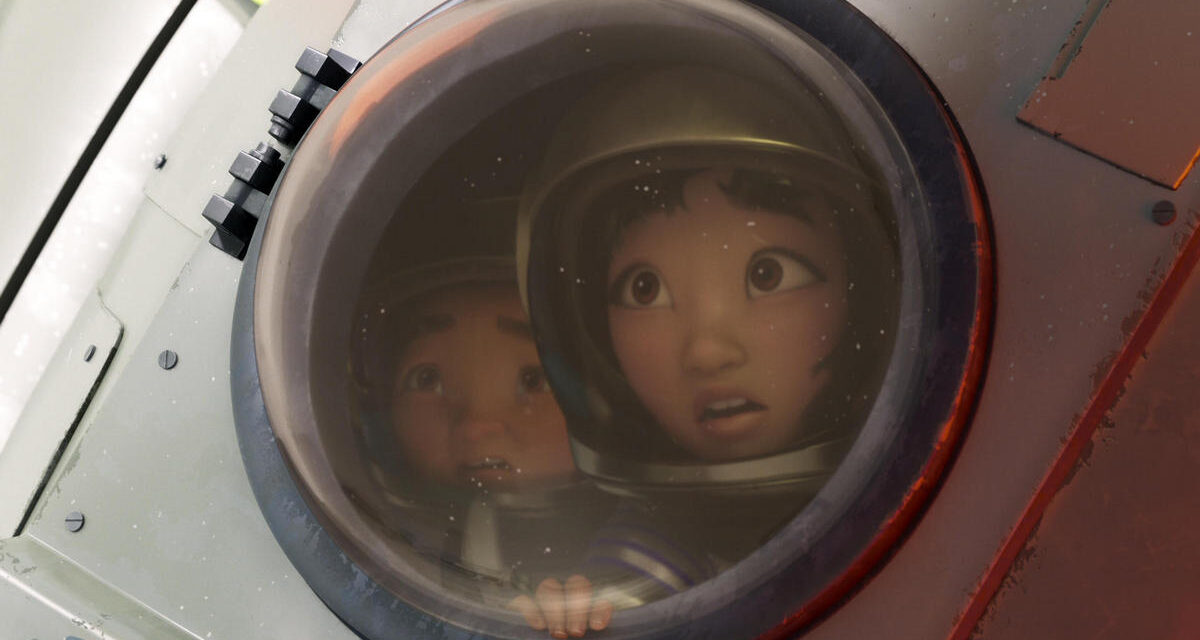 Over the Moon, Il fantastico mondo di Lunaria – Il Trailer del film d'animazione Netflix