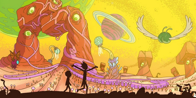 A proposito di Rick and Morty – Prima stagione