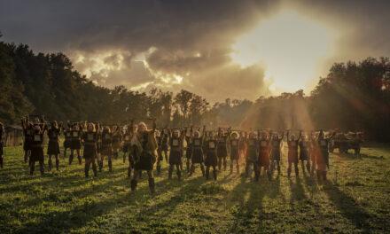 Romulus – Il Trailer della serie, presentata a ROMAFF15