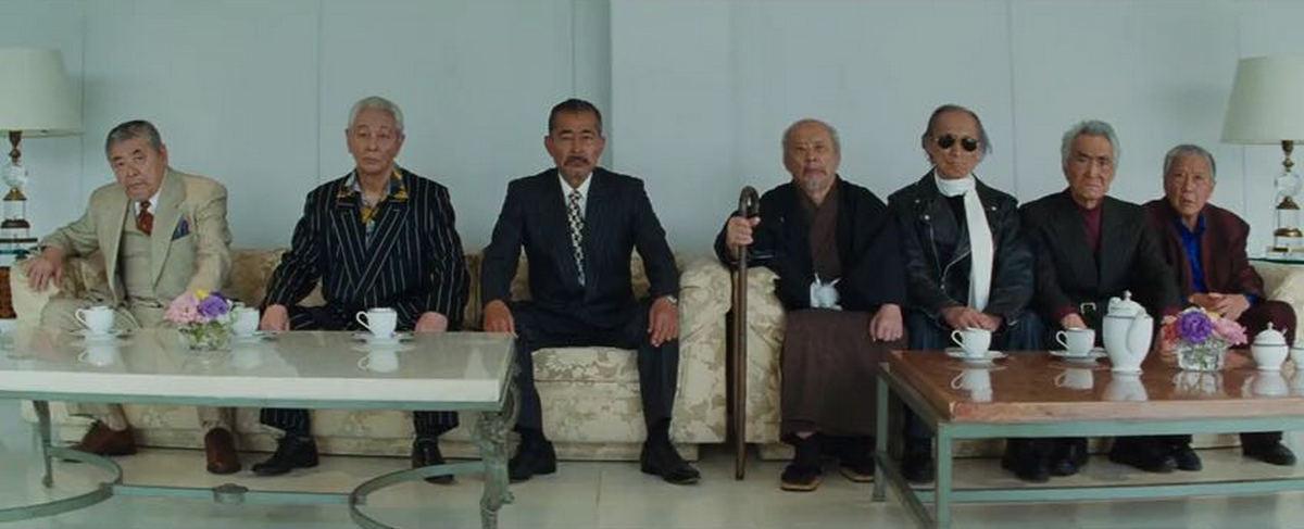 A Proposito di Ryuzo and the seven Henchmen – La Recensione