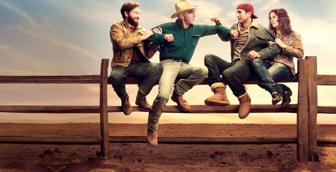 A proposito di The Ranch – Prima stagione