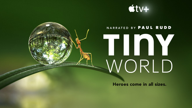 Tiny world – il trailer della serie apple tv+