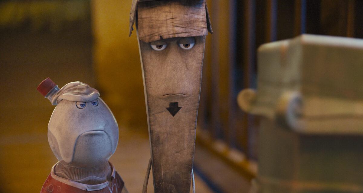 Trash – il trailer e la trama del film d'animazione