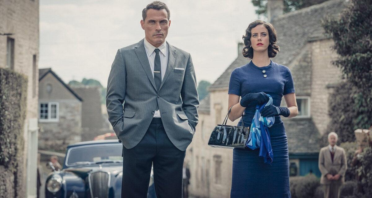 Sky Cinema Collection Agatha Christie – 5 giorni con la regina del mistero