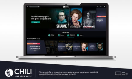Chili lancia il servizio AVOD – film e documentari gratuiti