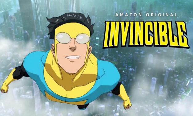 Invincible – il trailer della serie Amazon