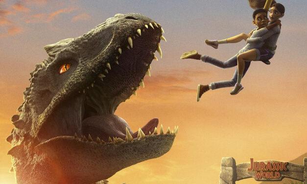 Jurassic World: Nuove avventure – il trailer della seconda stagione