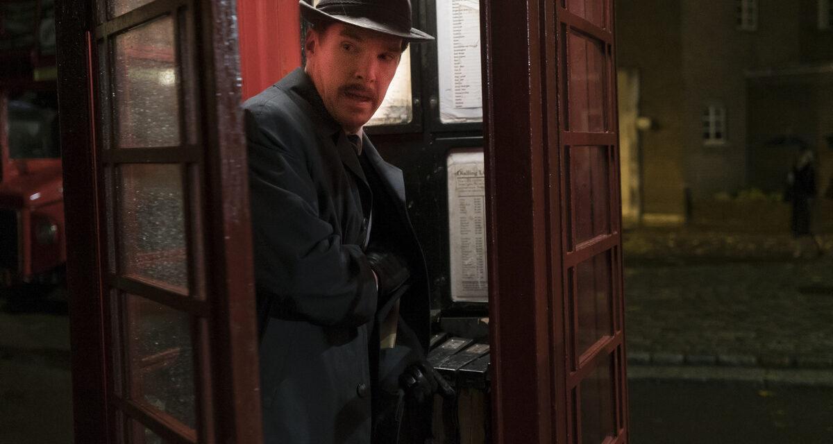 L'Ombra delle Spie – Il film con con Benedict Cumberbatch a RomaFF15