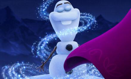 La Storia di Olaf – Il Trailer italiano del nuovo corto