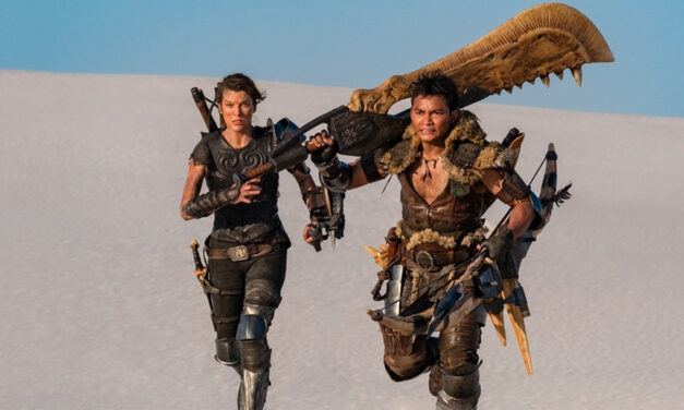 Monster Hunter – il Trailer Ufficiale
