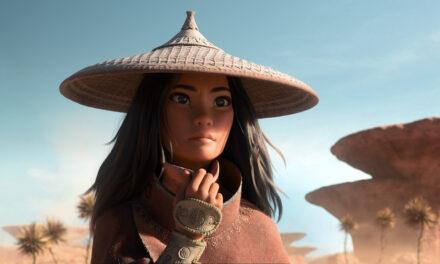 Raya e l'Ultimo Drago – Il Trailer italiano del film d'animazione Disney