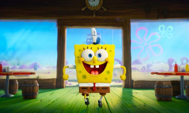 SpongeBob: Amici in fuga – Il Trailer italiano del film d'animazione
