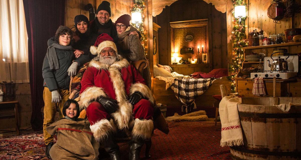 10 giorni con Babbo Natale – il trailer della commedia