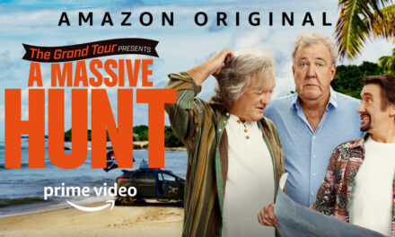 The Grand Tour Presents: A Massive Hunt – Il trailer della serie