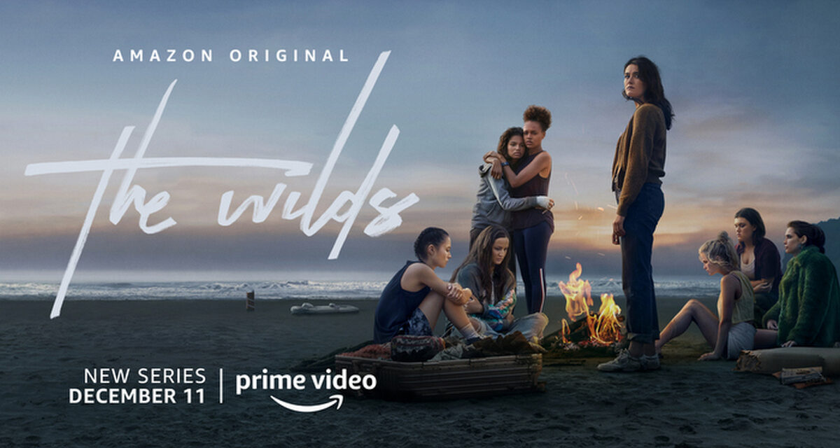 The Wilds – Il trailer della serie Young Adult