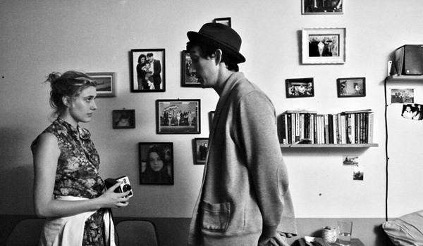 Rumore bianco – Greta Gerwig e Adam Driver nel film di Noah Baumbach