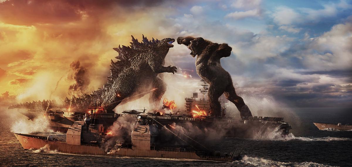 Godzilla Vs Kong – Il Trailer italiano