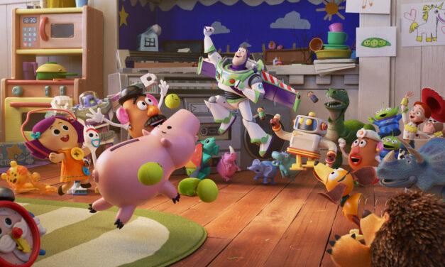 Pixar Popcorn – il trailer della collezione Disney+