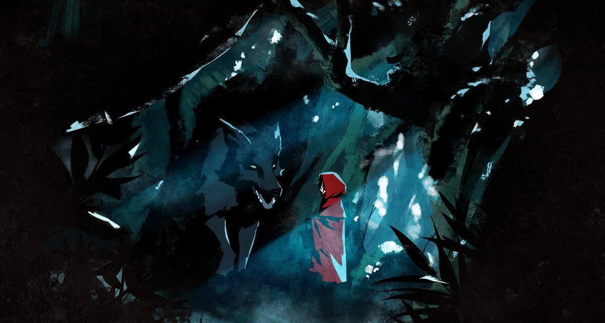In compagnia del lupo. Il cuore nero delle fiabe – la clip della nuova serie di Carlo Lucarelli