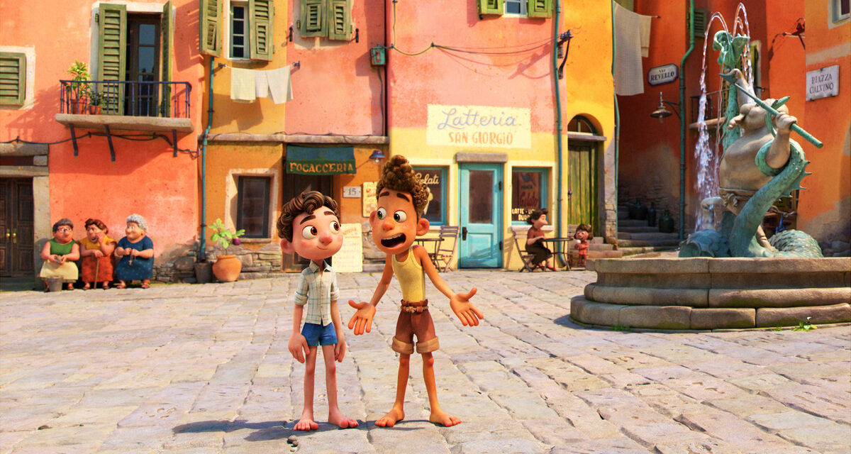 Luca – il trailer italiano del nuovo film Pixar
