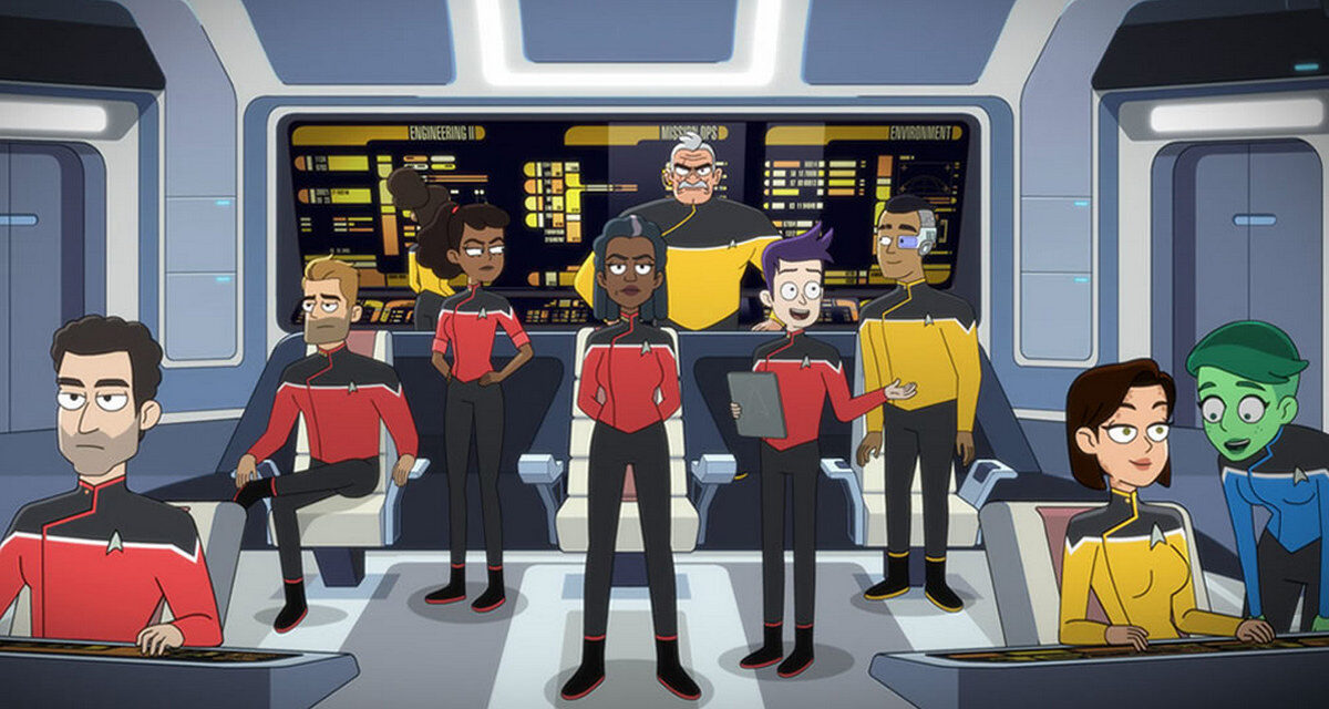 A Proposito di Star Trek: Lower Decks – La Recensione Umorale