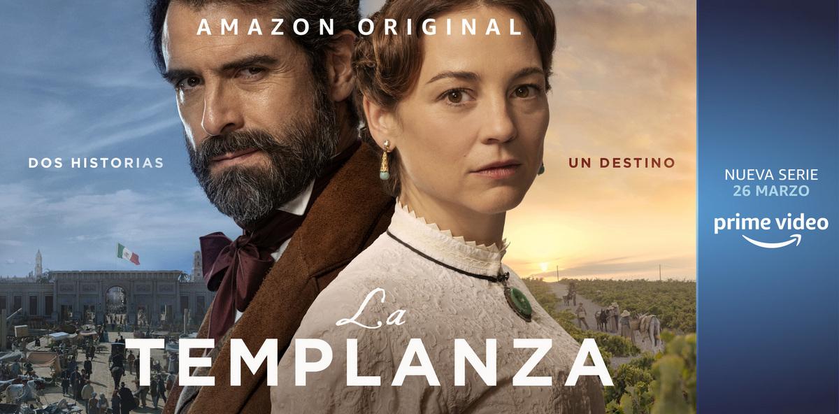 La Templanza – il Trailer Ufficiale della serie Amazon