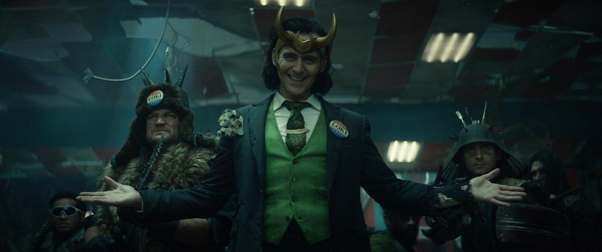 Loki – dall'11 giugno su Disney+