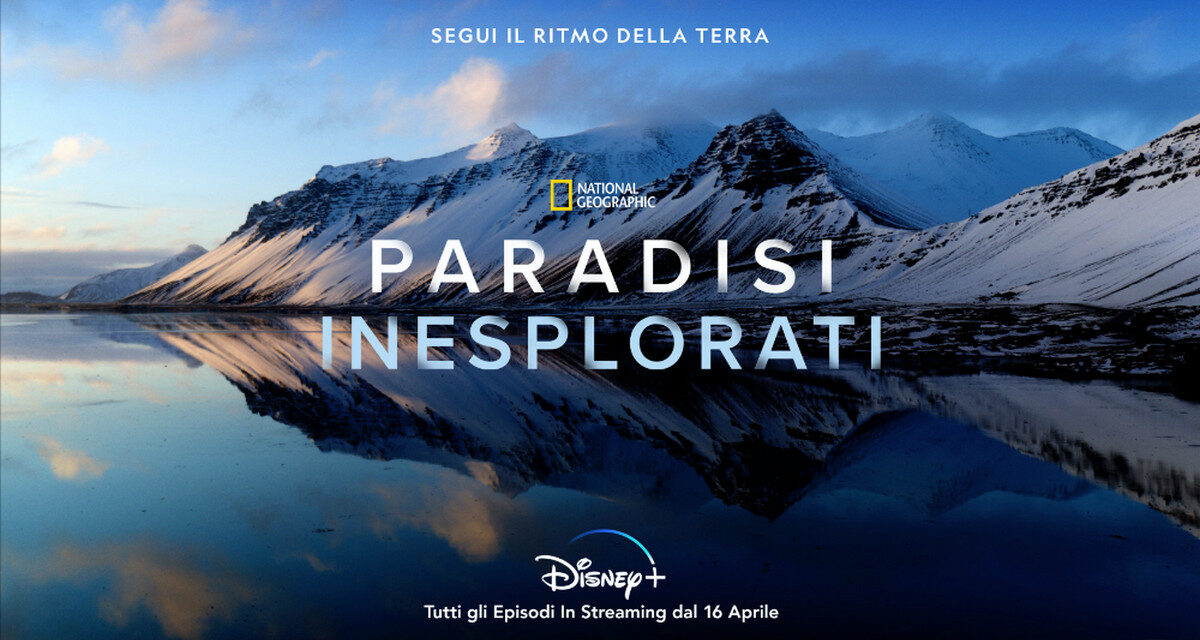 Paradisi Inesplorati – Il trailer della serie Disney+