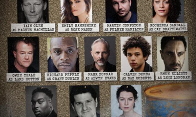 The Rig – Il cast della serie Amazon