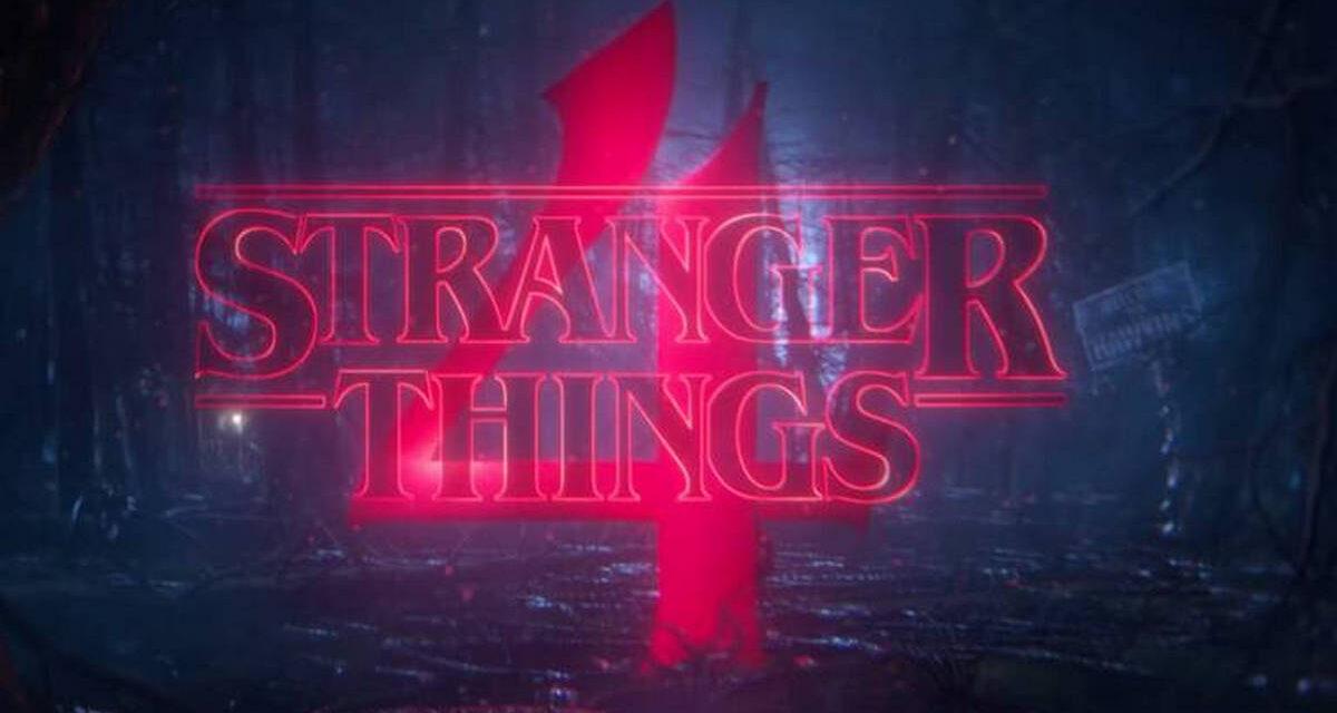 Stranger Things – il Teaser trailer della quarta stagione